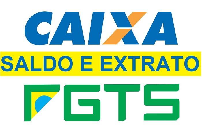 FGTS SALDO ONLINE E EXTRATO DO FGTS