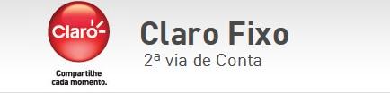 claro fixo 2 via