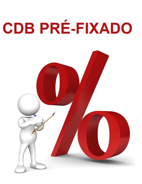 CDB PREFIXADO SIMULADOR