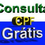CONSULTA CPF GRÁTIS SERASA 2017 – 2018 | CONSULTA RÁPIDA DE PENDÊNCIAS FINANCEIRAS