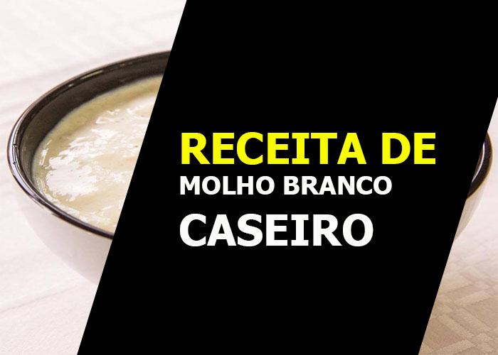 MOLHO BRANCO CASEIRO