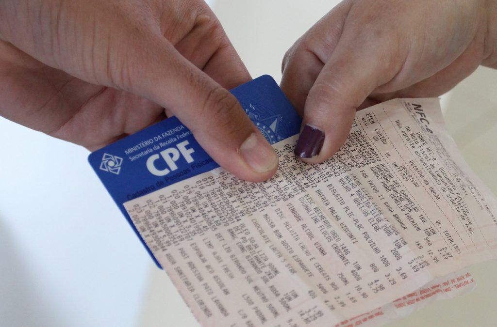 nota fiscal gaucha cadastro cpf
