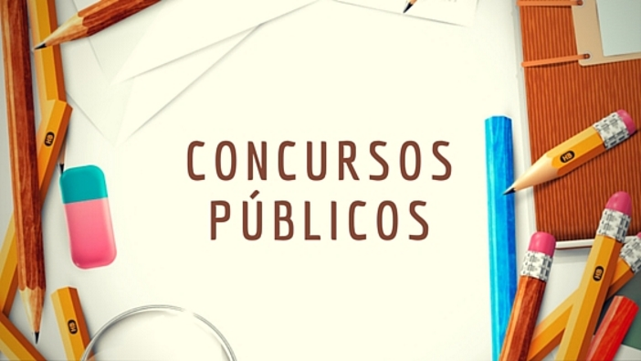 CONCURSOS PUBLICOS 2018 - 2019