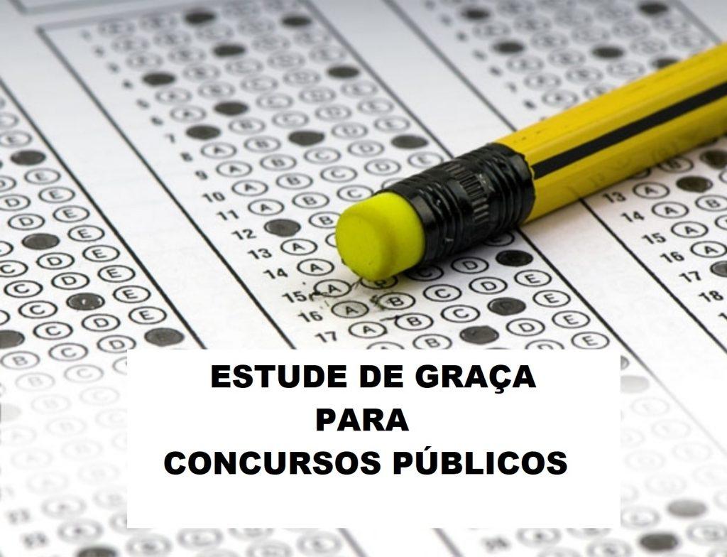 CONCURSOS PUBLICOS ABERTOS 2018 GRATIS