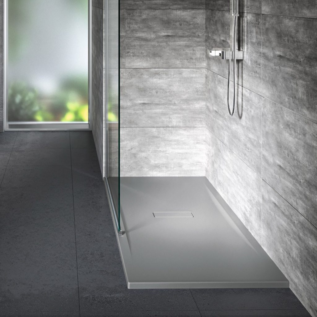 piso escuro para banheiro 2018 - 2019