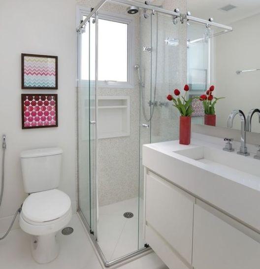 30 ideias de pisos para banheiro 2018 2019 muitas fotos for Presupuesto pintar piso 80 metros