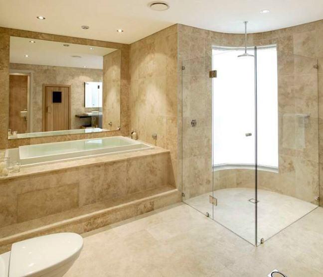 piso para banheiro porcelanato fino de luxo