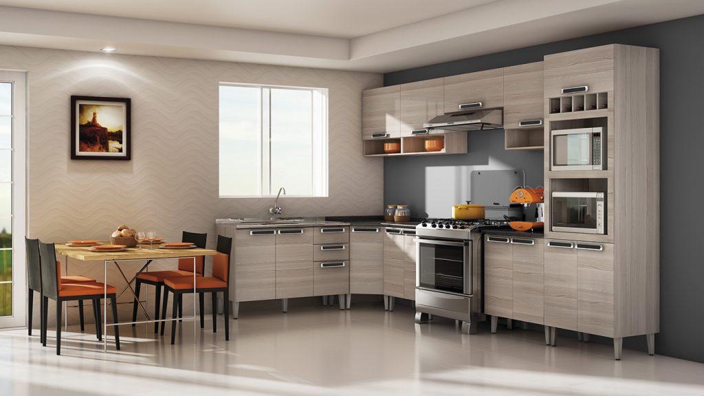 armario de cozinha itatiaia 2018 - 2019 de parede