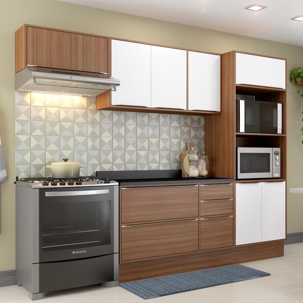 armario de cozinha modelado pequeno