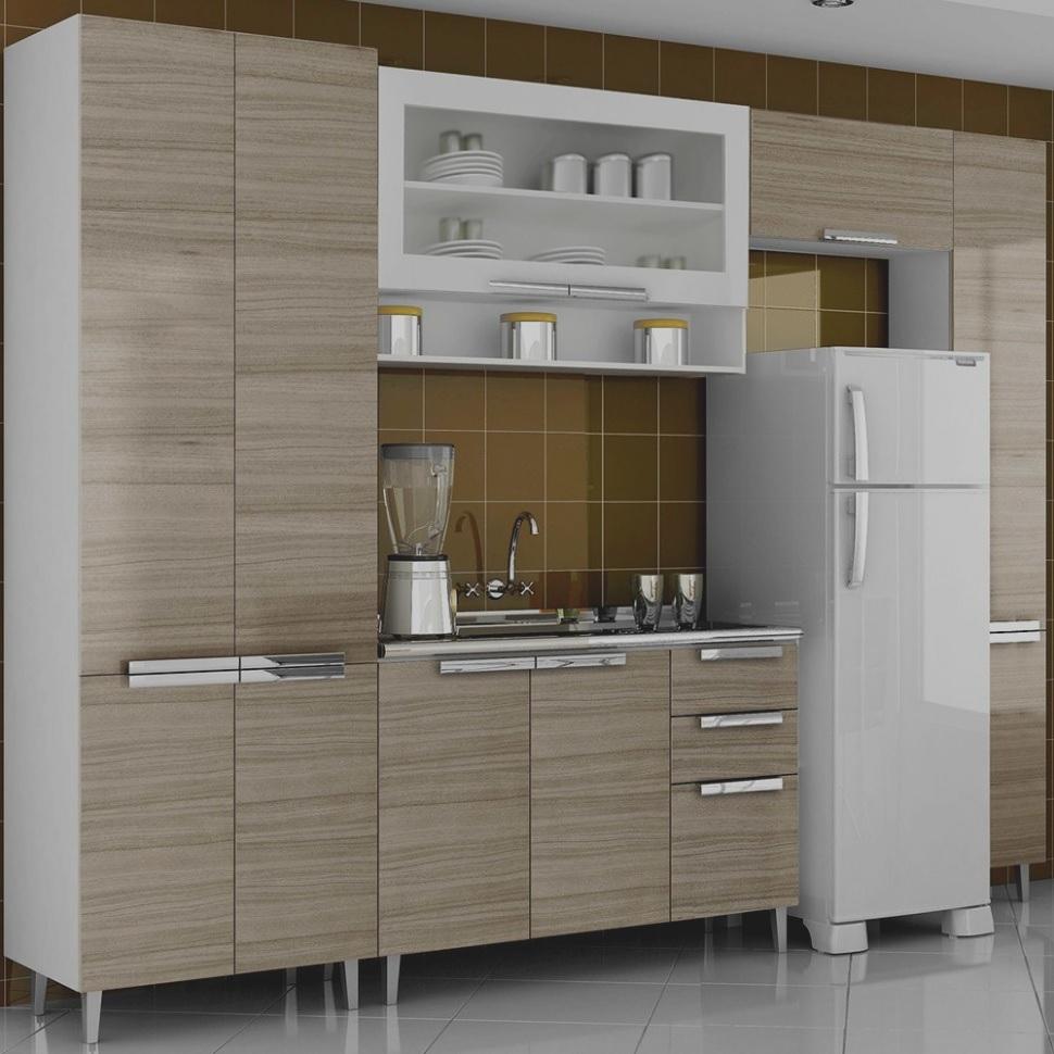 armario de cozinha pequeno