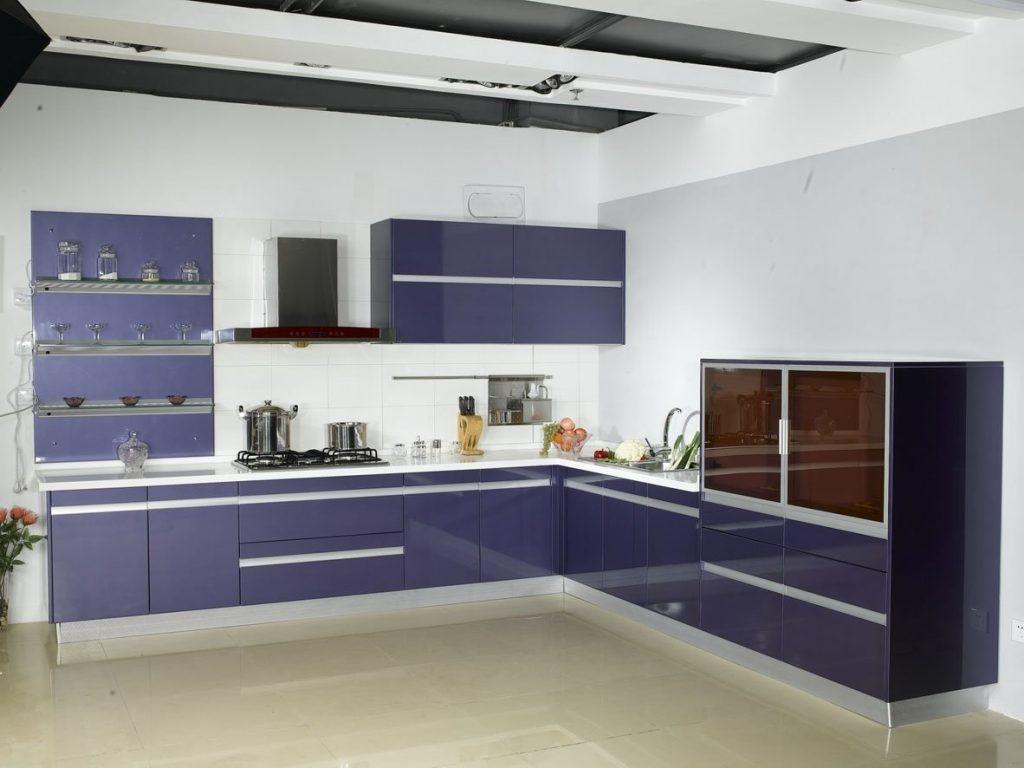 armario de cozinha planejado e bonito