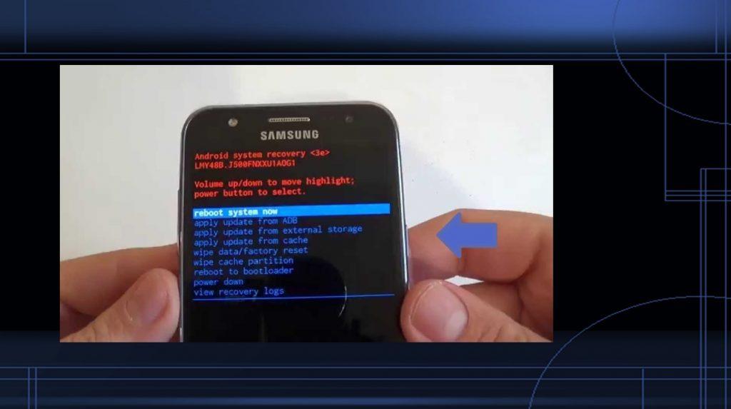 celular samsung formatar passo a passo j5 j7 j1 j2 duos