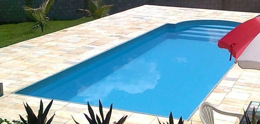 piscina de fibra de vidro 2018 - 2019