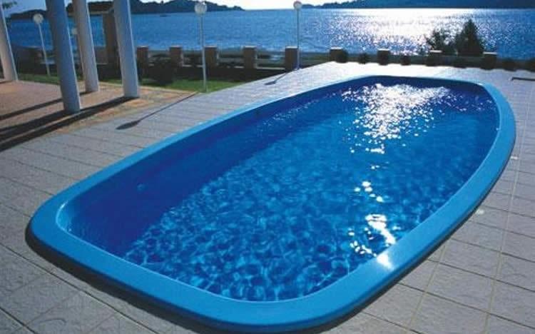 piscina fibra valor