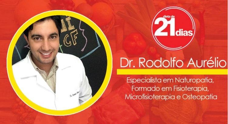 DIETA 21 DIAS ANTES E DEPOIS