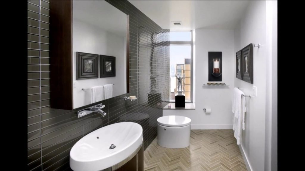 banheiro pequeno decorado 2018 2019