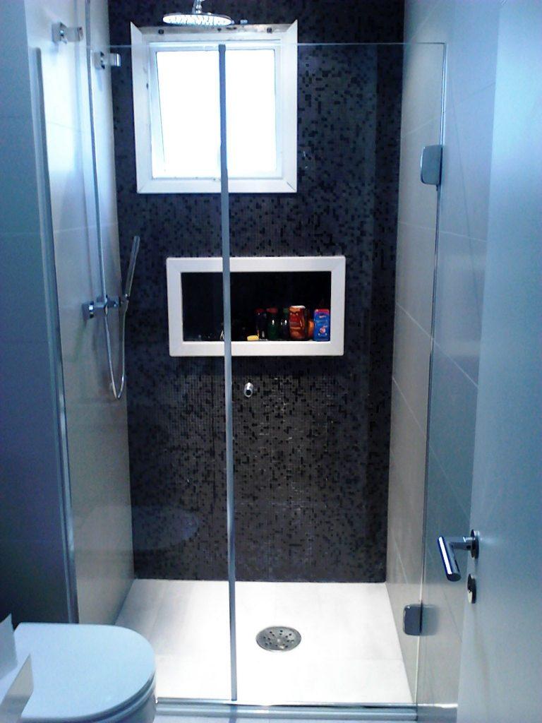 banheiro pequeno decorado 2019
