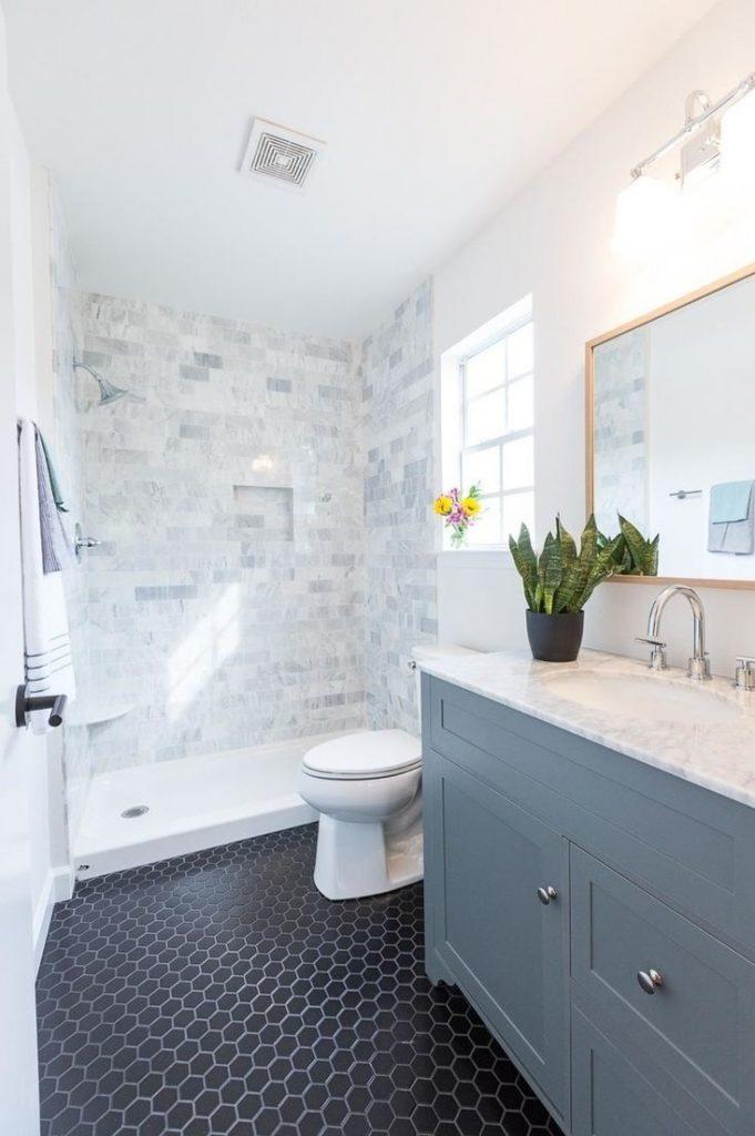 banheiro pequeno planejado fotos