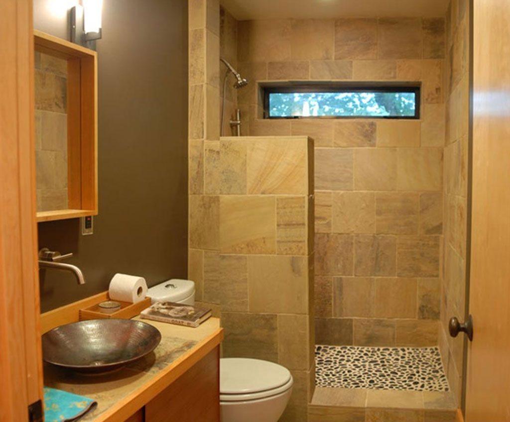 banheiro pequeno reformado