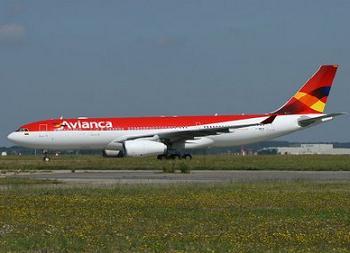 Avianca passagens aereas