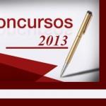CONCURSO PÚBLICO RJ 2013 ABERTOS www.pciconcursos.com.br 2013 RJ