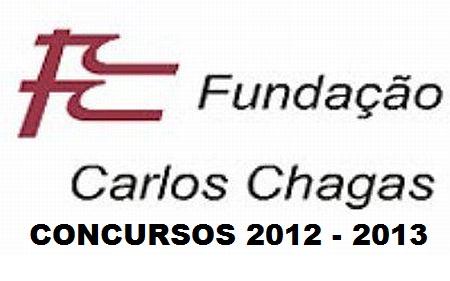 Concursos FCC 2012 - 2013