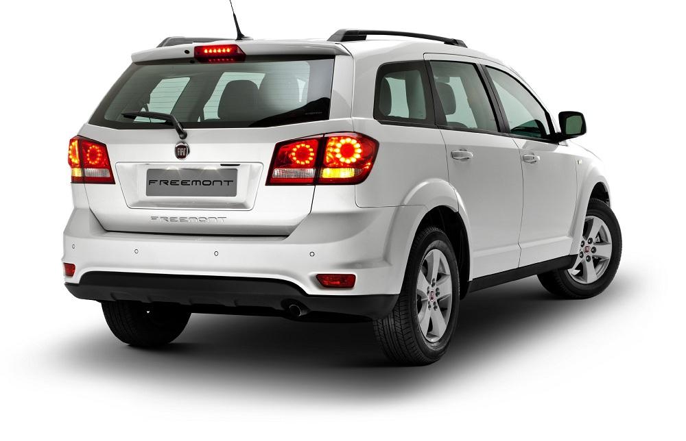 Fiat Freemont brasil 2012