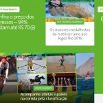OLIMPÍADAS 2016 INFORMAÇÕES IMPORTANTES SOBRE OS INGRESSOS DO EVENTO