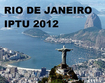 IPTU 2012 RIO DE JANEIRO