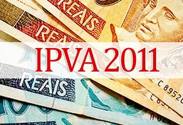 IPVA 2011 MG