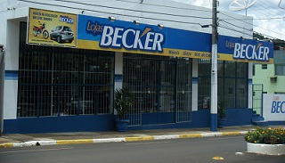 LOJAS BECKER RS