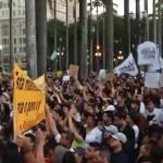 CÂMERAS AO VIVO PROTESTOS HOJE DO DIA 15/03/2015