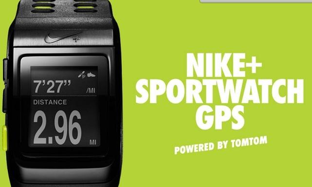 Relogio Para Corrida Com GPS Nike