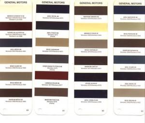 Renner catalogo de cores
