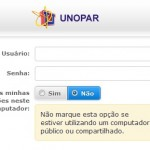UNOPAR VIRTUAL ÁREA RESTRITA DO ALUNO