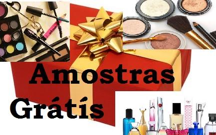 amostras gratis brasil nacionais