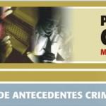 POLÍCIA CIVIL MG ANTECEDENTES CRIMINAIS