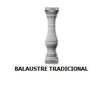 balaustre tradicional