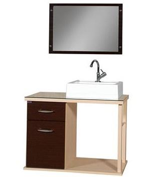 balcao de banheiro moderno