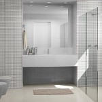 BANHEIROS COM PASTILHAS DE VIDRO – Banheiros decorados com pastilhas