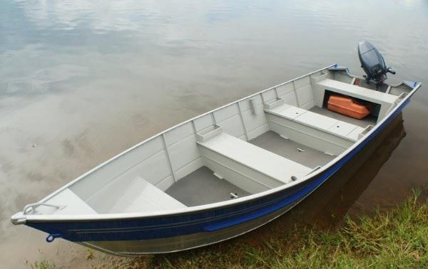 barcos usados a venda - barcos de aluminio usados