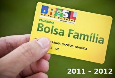 bolsa familia 2011
