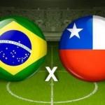 BRASIL E CHILE AO VIVO ELIMINATÓRIAS DA COPA 2018 – DIA 08/10/2015
