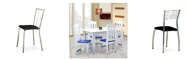 cadeiras para cozinha avulsas