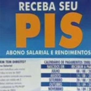 calendario PIS 2012