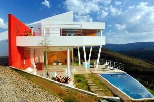 casas lindas e diferentes e modernas
