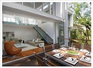 casas modernas por dentro