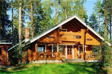 casas rusticas de madeira