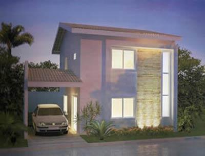 casas simples e bonitas