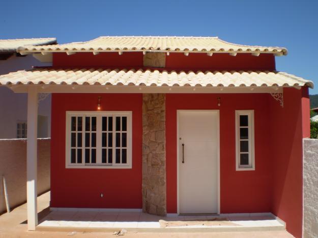 casas simples e pequenas